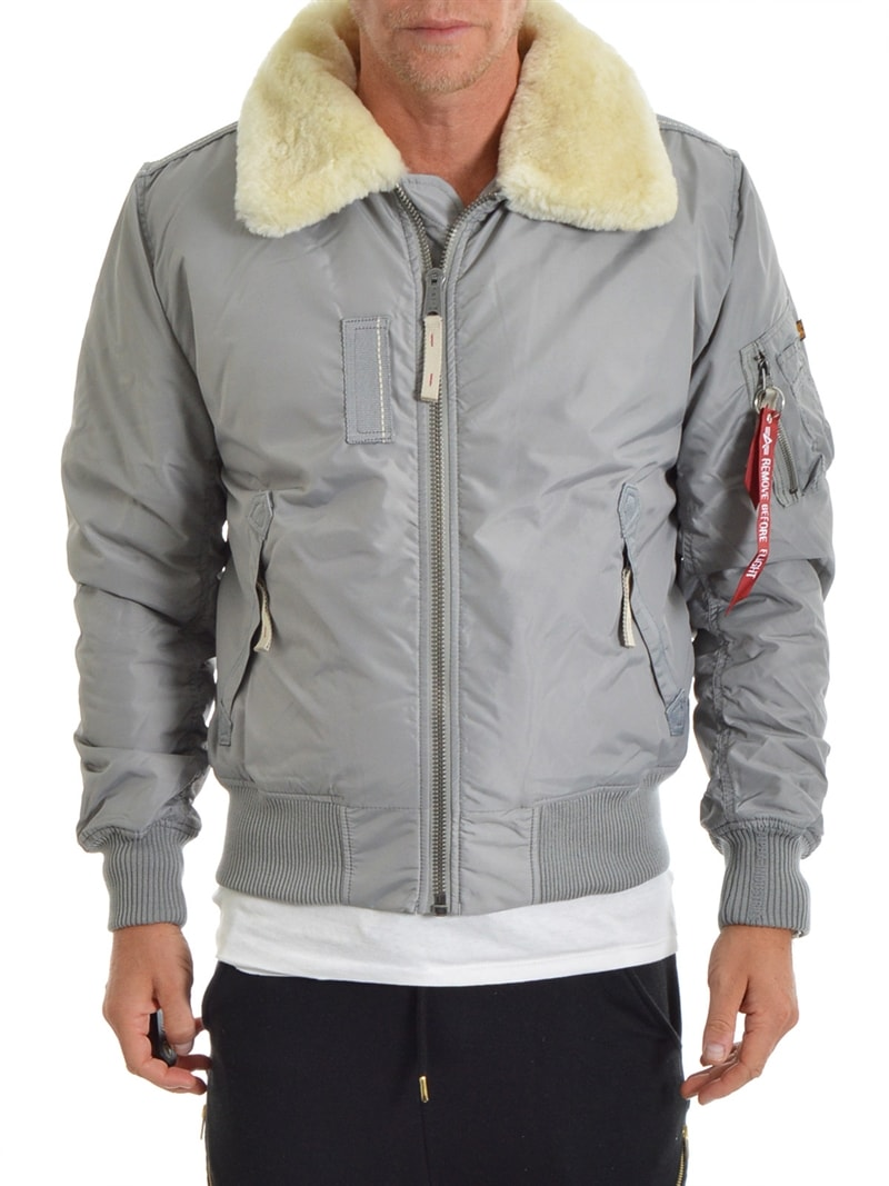 Alpha Industries Injector III Patch Silver Paapi.se