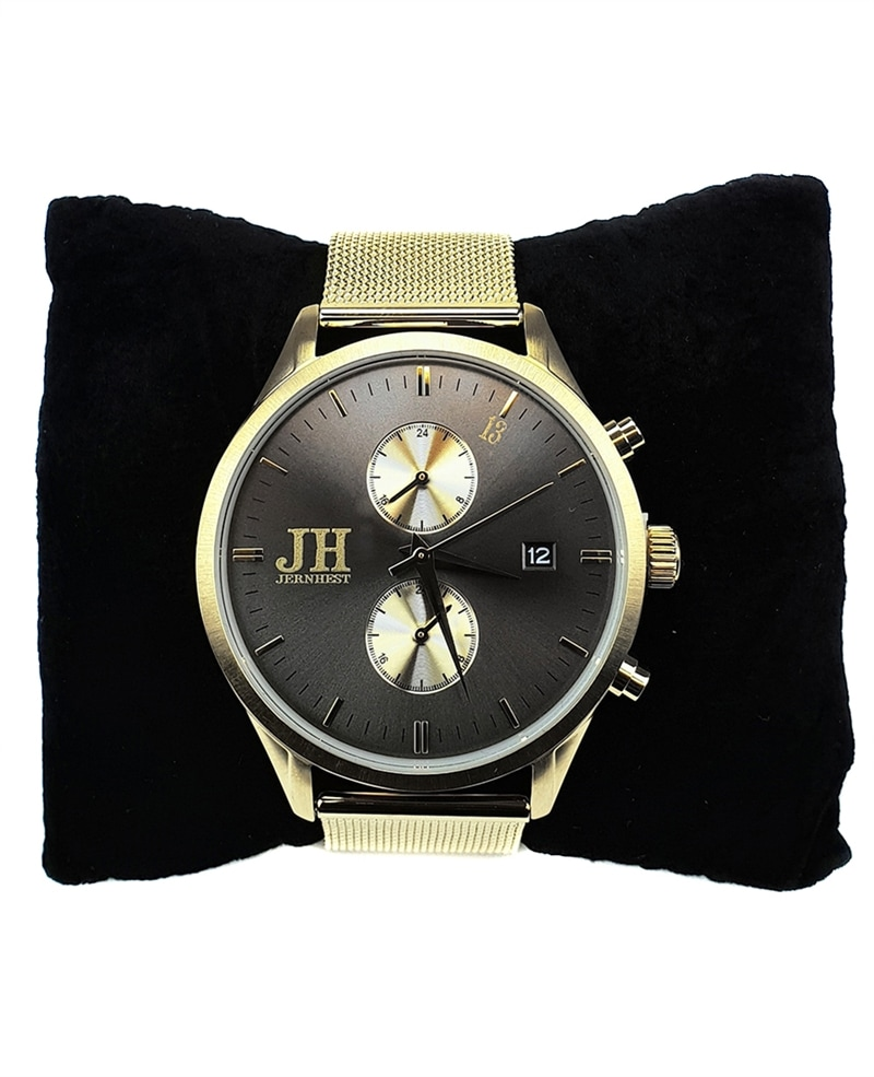 Jernhest Tod Gold/Black