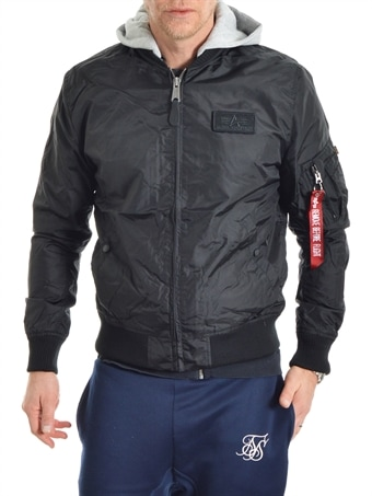 alpha industries vinter jackor herr pappi